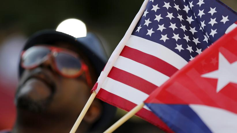 USA und Kuba: Hilfe, die Amerikaner kommen!