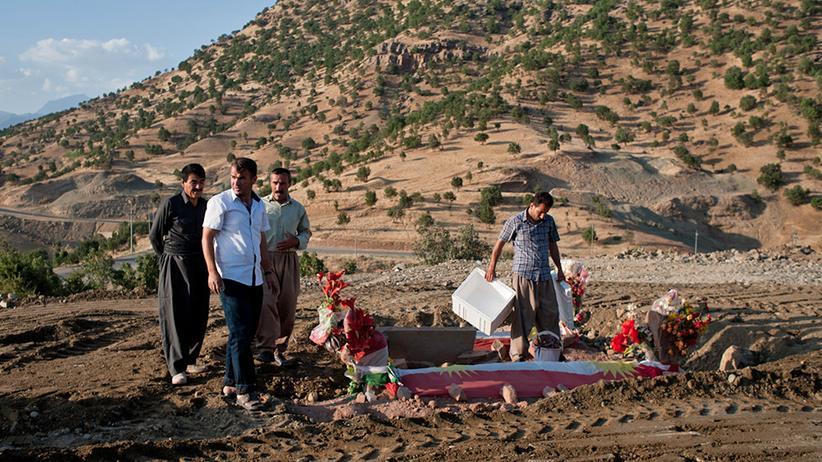 Kandil-Gebirge: Auf den Gipfeln der PKK