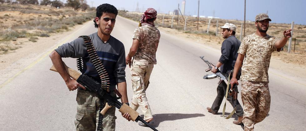 Libyen IS