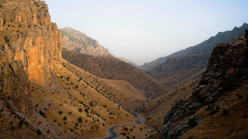 Kandil-Gebirge