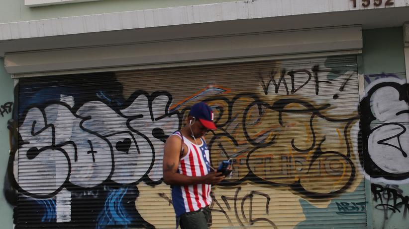 Wirtschaftskrise: Puerto Rico kann nicht mehr zahlen