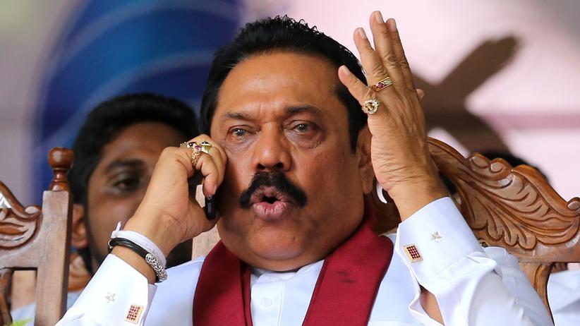 Sri Lanka: Parlamentswahl