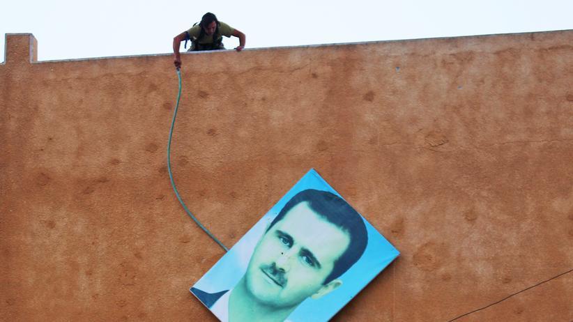 Syrien: Russland warnt USA vor Angriffen auf Assad-Truppen