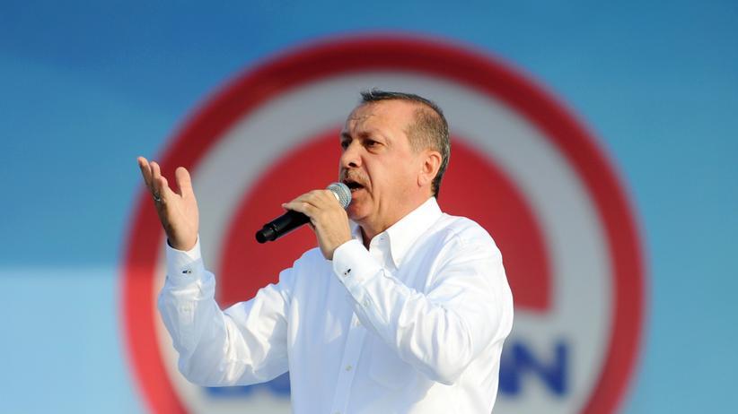 Türkei: Erdoğan in Istanbul