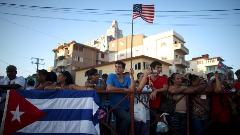 Kuba: Das Sternenbanner im einstigen Feindesland