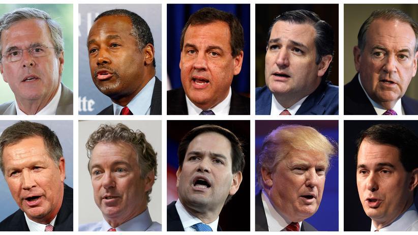 US-Wahlkampf: Fox News schließt Kandidaten von TV-Debatte aus