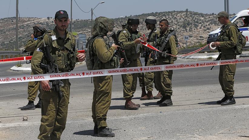 Westjordanland: Israelische Soldaten erschießen Palästinenser nach Messerangriff