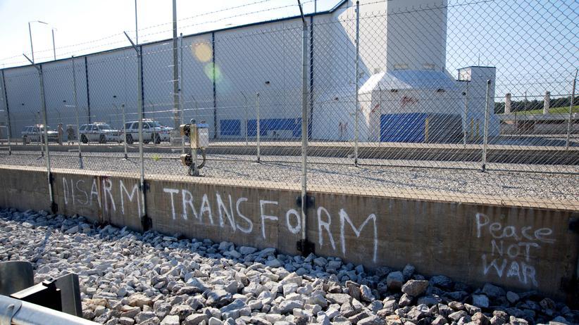US-Atomwaffenprogramm: Der Y-12-Sicherheitskomplex in Oak Ridge, Tennessee gilt als ziemlich marode.