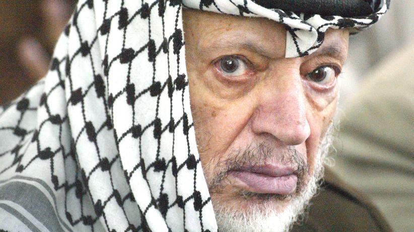 Jassir Arafat: Ermittlungen zu Arafats Tod eingestellt
