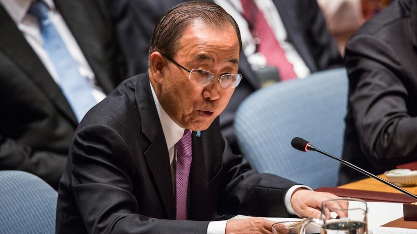 Vereinte Nationen: Ban Ki Moon ruft zu Mitgefühl mit Flüchtlingen auf