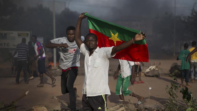 Burkina Faso: Tote und Verletzte nach Militärputsch in Burkina Faso