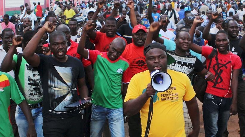 Burkina Faso: Offenbar Putschversuch in Burkina Faso