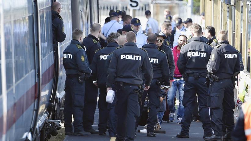 Flüchtlinge: Dänemark stoppt Zugverkehr von und nach Deutschland
