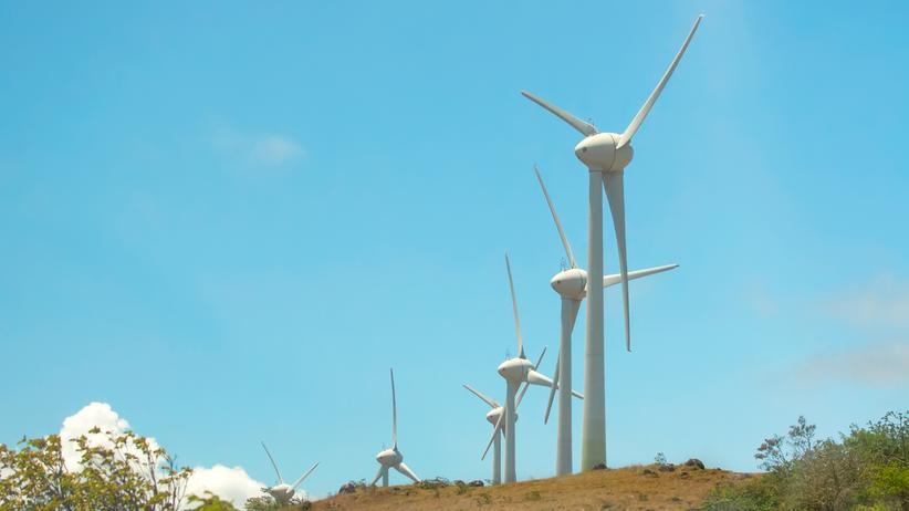 Klimaschutz: Windenergie soll entscheidend zur globalen Energiewende beitragen