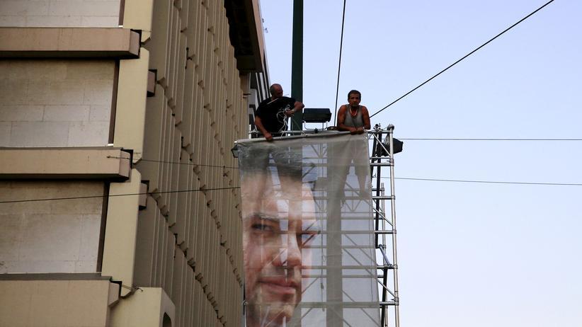 Griechenland: Wen soll man bloß noch wählen?