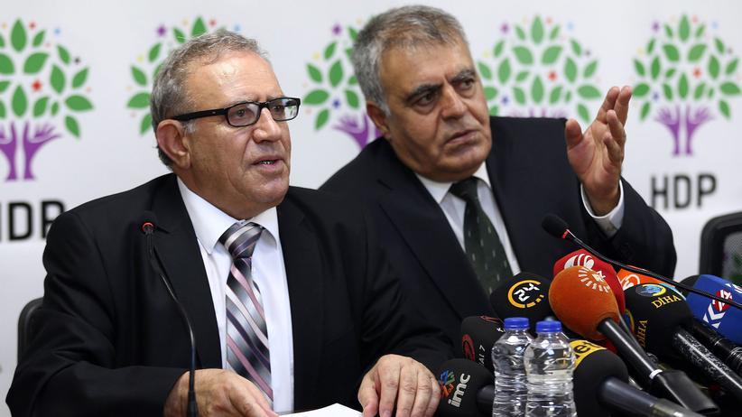 Türkei: HDP-Minister verlassen aus Protest Regierung
