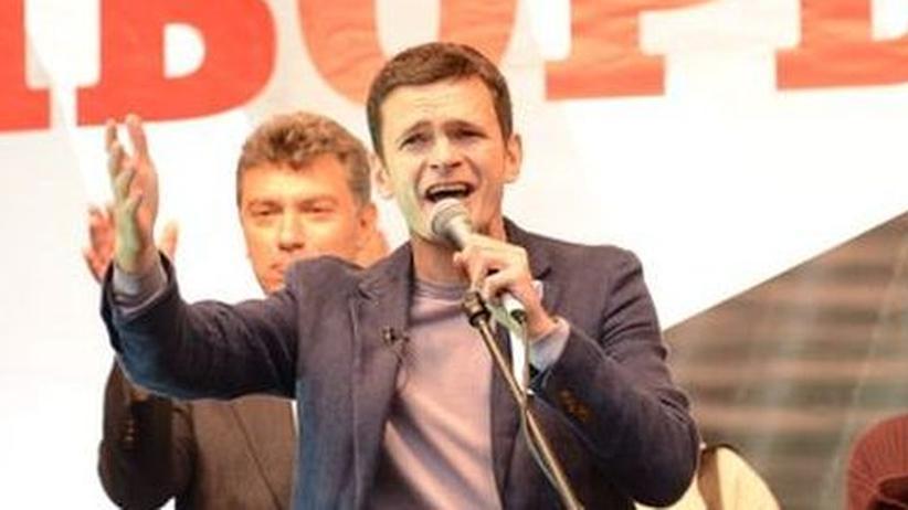 Politik, Russland, Boris Nemzow, Russland, Wahlkampf, Korruption, Michail Kasjanow, Region, Rubel, Moskau