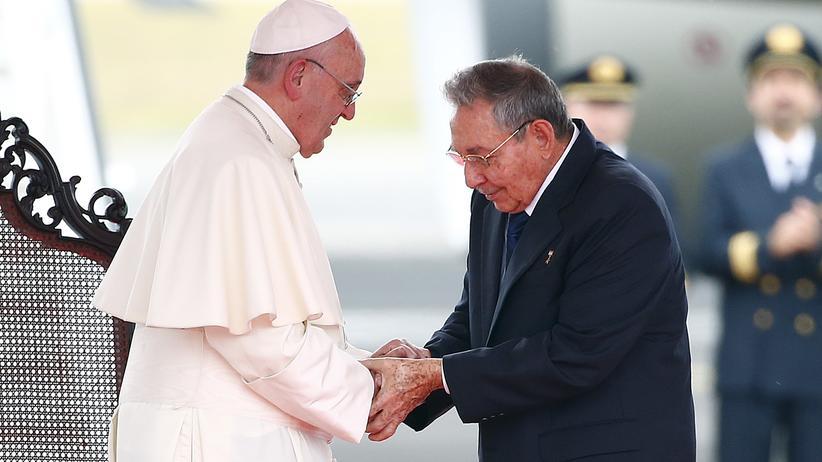 "Kuba: Raúl Castro nennt US-Handelsembargo ""grausam"""