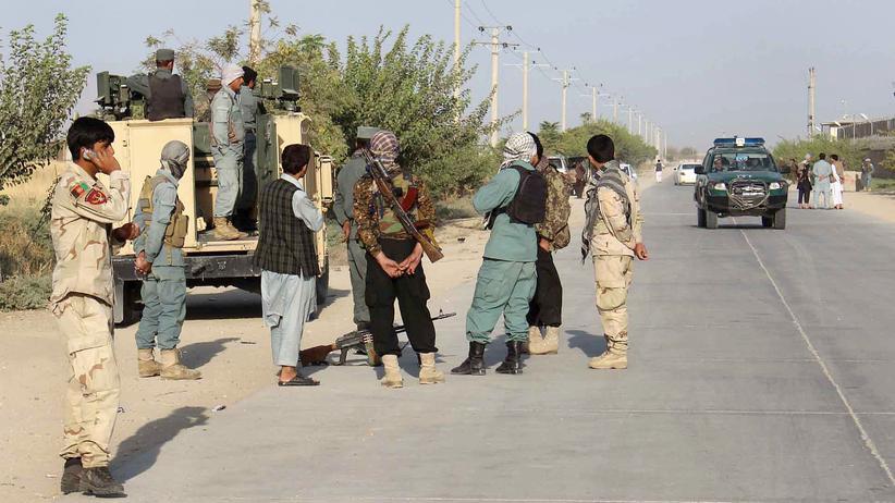 Afghanistan Taliban Kundus Bundeswehr