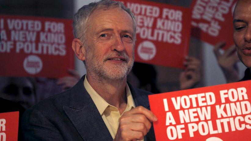 Politik, Jeremy Corbyn, Labour Partei, Sozialdemokratie, Großbritannien, Margaret Thatcher, Tony Blair, David Cameron, Wahl