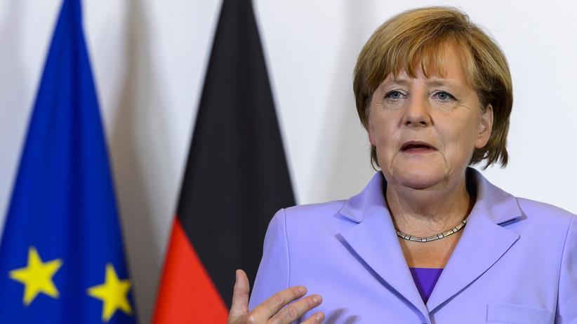 Flüchtlinge: Merkel warnt vor Rechtsterrorismus
