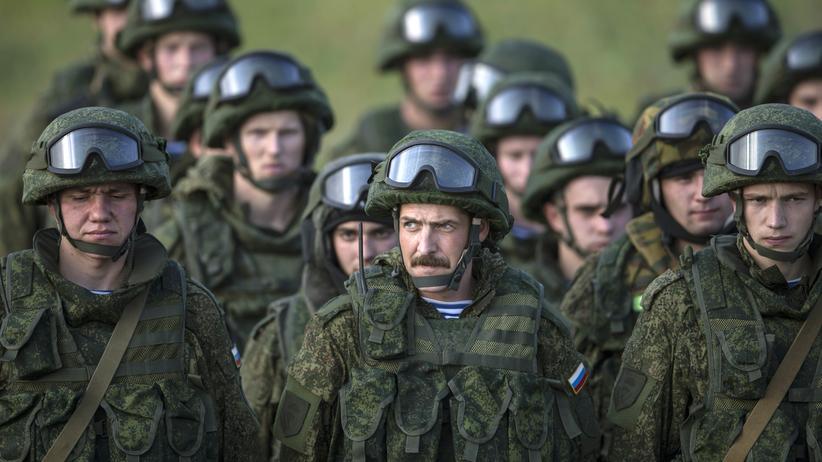 Syrien: Russland schließt Bodentruppen in Syrien nicht aus