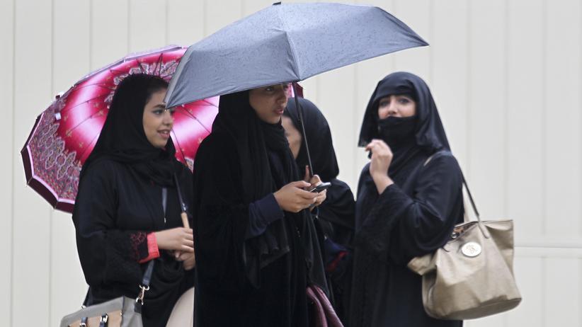 Gleichberechtigung: Frauen in Saudi-Arabiens Hauptstadt Riad
