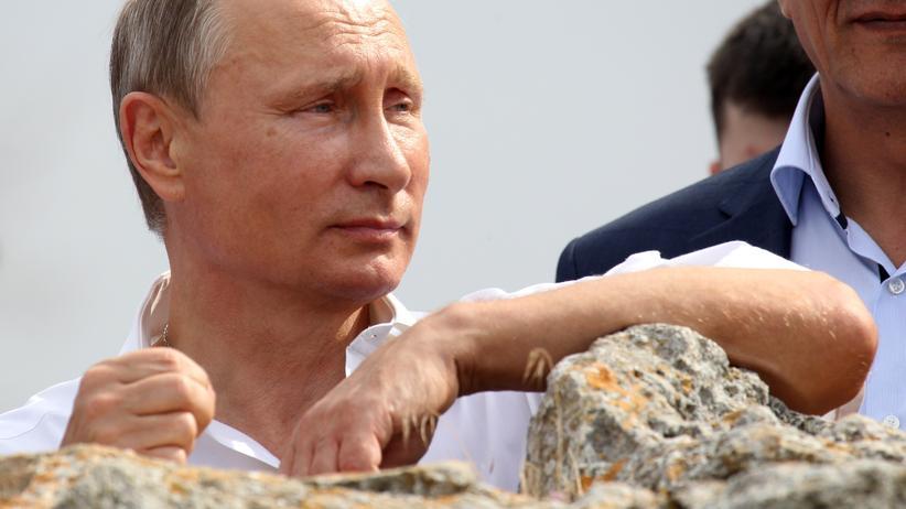 Syrien-Konflikt: Russlands Präsident Putin hat mit mehreren nahöstlichen Staaten eine Geheimdienst-Kooperation beschlossen.