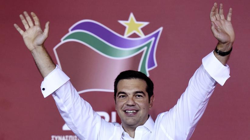 Griechenland: Tsipras will wieder mit Rechtspopulisten koalieren