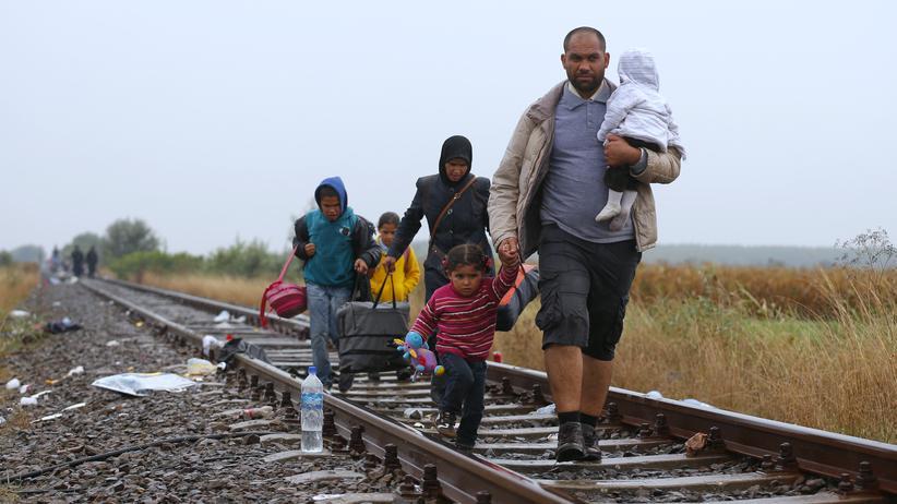 Flüchtlingskrise: Orbán will Flüchtlinge in Syriens Nachbarländer abschieben