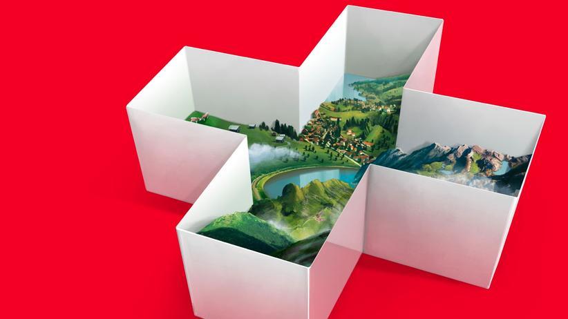 Die Schweiz macht dicht