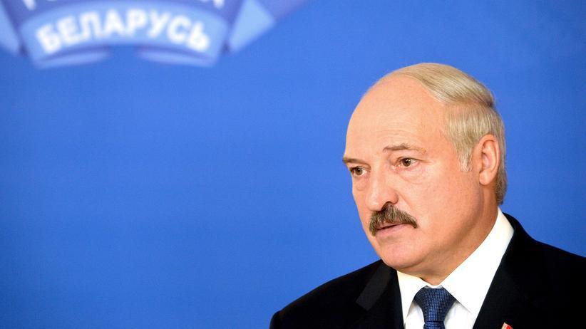 Belarus: EU setzt Sanktionen gegen Lukaschenko aus