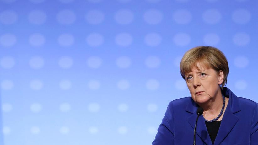 Politik, Flüchtlinge, Angela Merkel, CDU, CSU, Bundestag