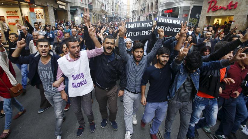 """Ankara: """"Ein Angriff des Staates auf das Volk"""""""