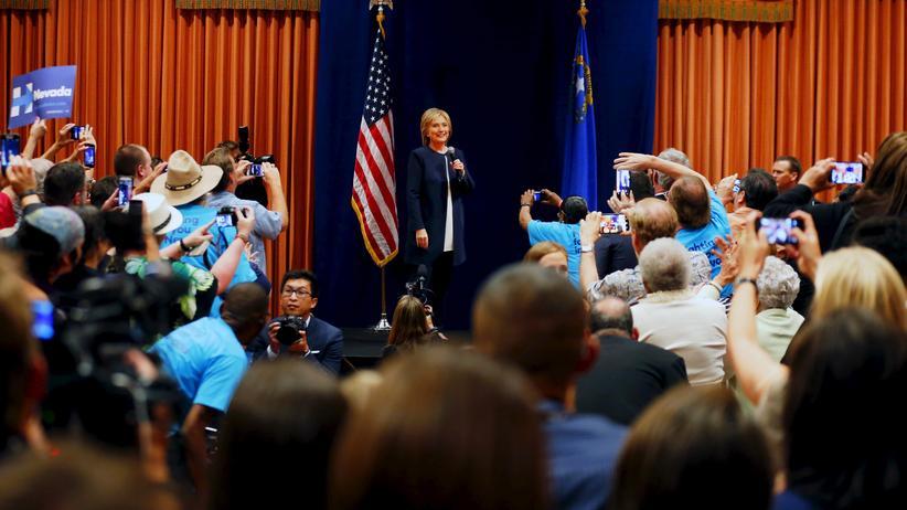 US-Wahlkampf: War das kuschelig