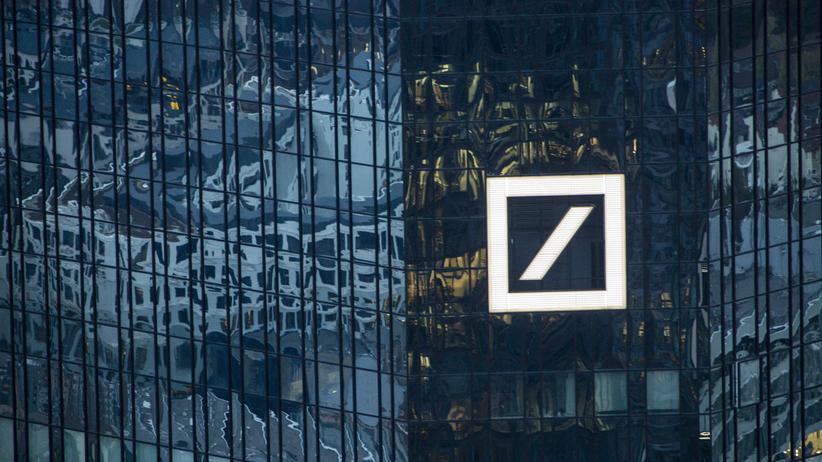 Konzernumbau: Die Zentrale der Deutschen Bank in Frankfurt am Main