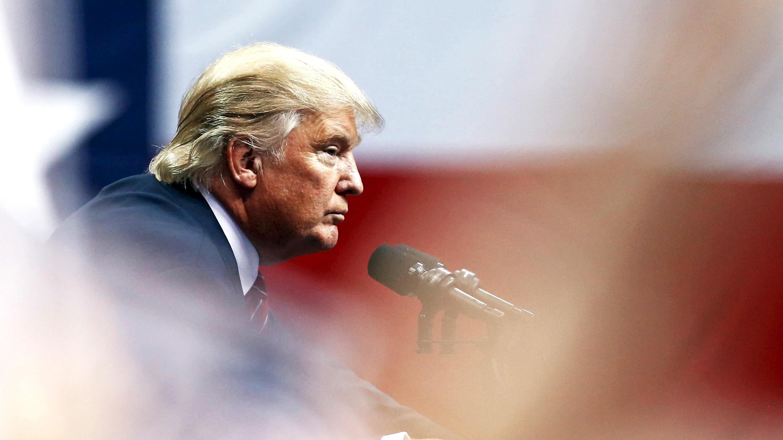 """Donald Trump nennt Merkels Politik """"verrückt"""""""