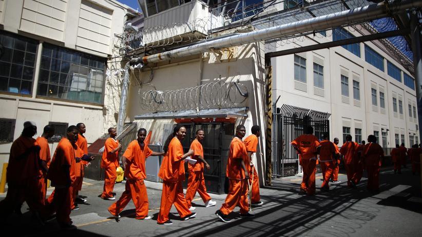 USA: Amnestie für Tausende US-Häftlinge