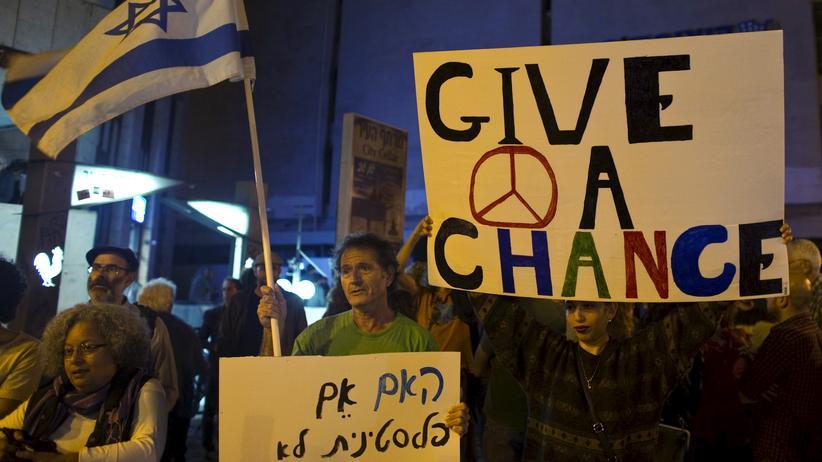 Israel: US-Außenminister Kerry fordert Ende der Gewalt in Nahost