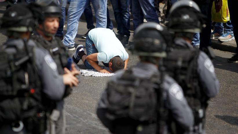 Politik, Unruhen in Jerusalem, Israel, Palästinenser, Benjamin Netanjahu, Attentat, Jerusalem, Westjordanland