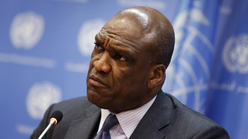 John Ashe UN Vereinte Nationen
