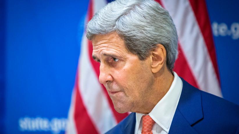 Der amerikanische Außenminister John Kerry warnt vor wachsendem Antisemitismus.