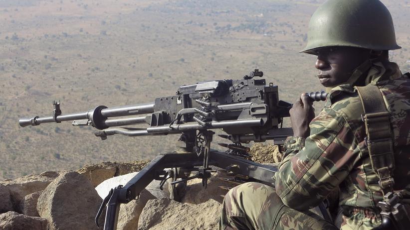 Kamerun: Obama entsendet 300 Soldaten für den Kampf gegen Boko Haram