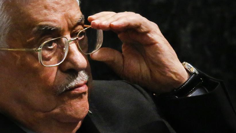 Palästina: Ein toter Friedensprozess kann nicht sterben