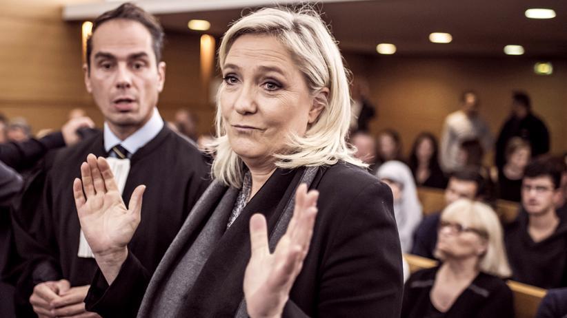 Front National: Staatsanwaltschaft fordert Freispruch von Marine Le Pen