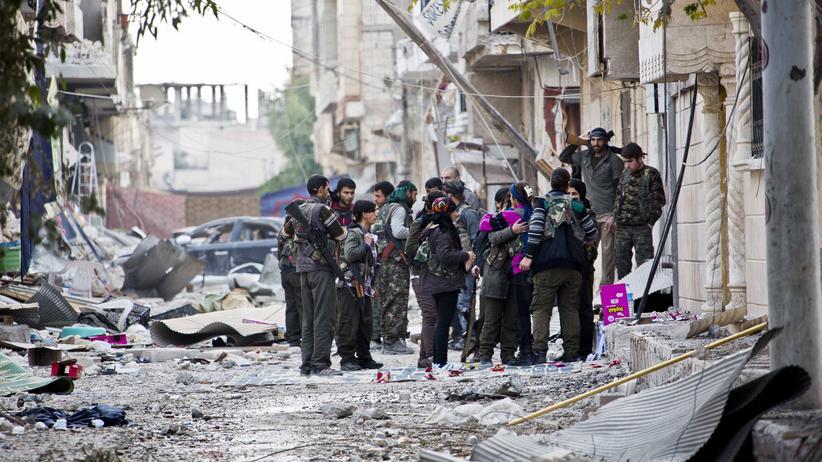 Syrien: Amnesty International wirft Kurden Vertreibungen vor