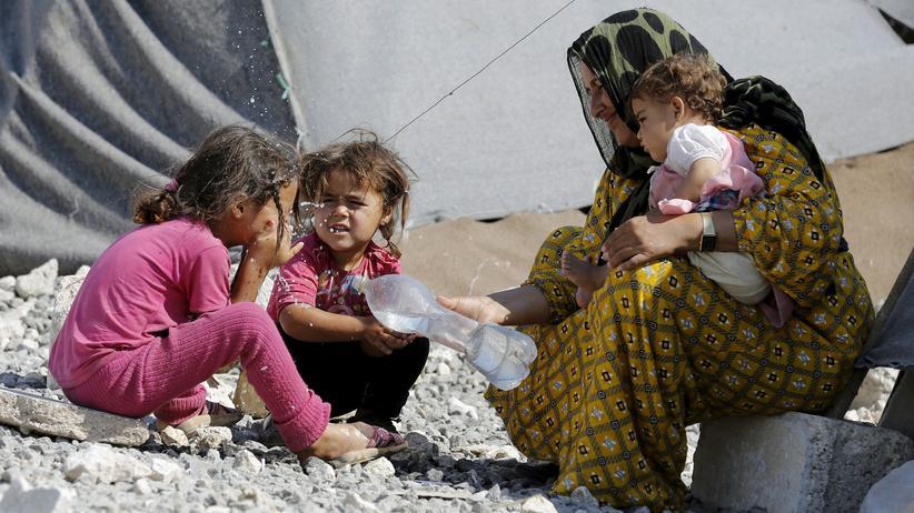 Syrien: Syrische Flüchtlinge in der Türkei