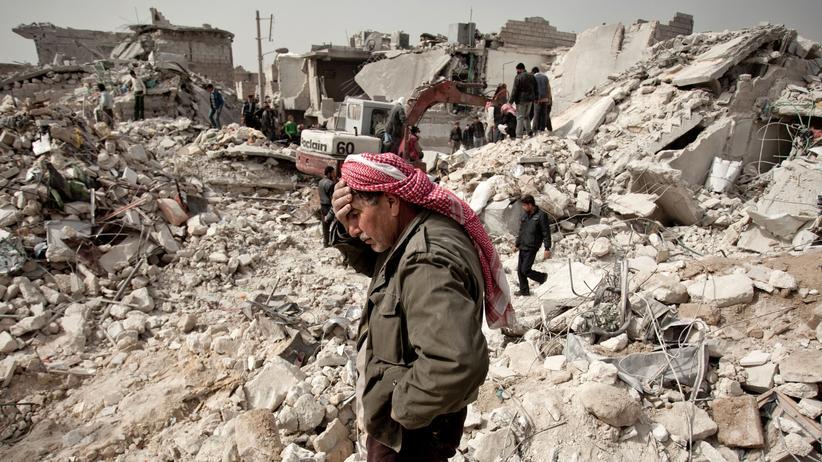 Bürgerkrieg: Wer kämpft in Syrien?