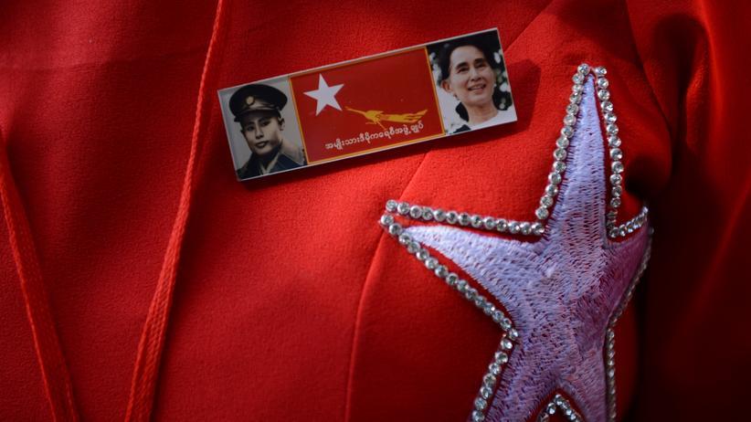 Aung San Suu Kyi: Als die Lady schwieg