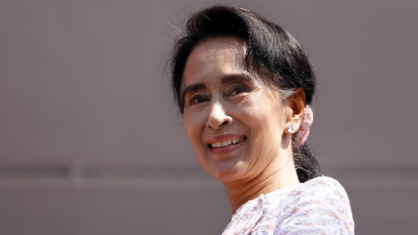 Myanmar: San Suu Kyi gewinnt absolute Mehrheit